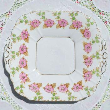 Melba Art Deco Style Cake Plate c.1940s