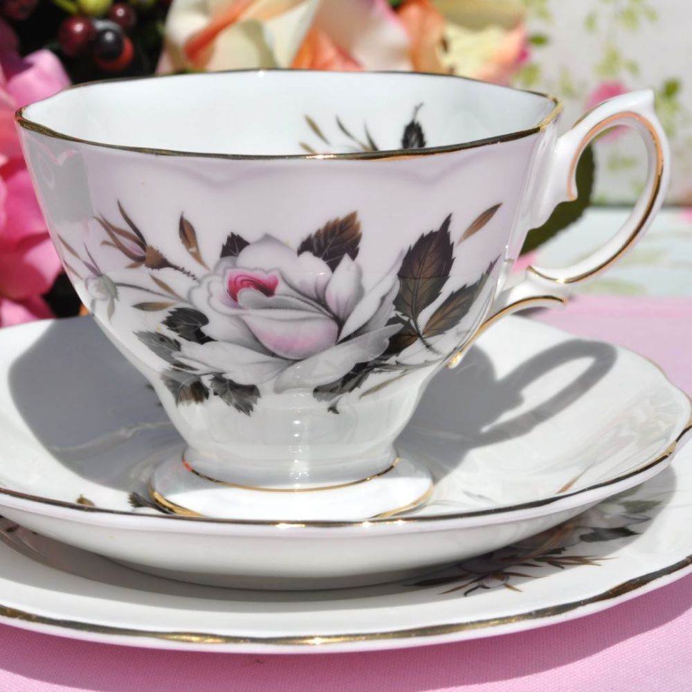 Royal Albert Queen's Messenger Vintage Tea Cup Trio