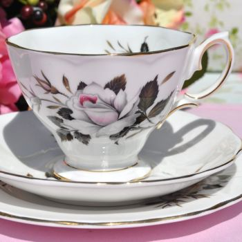 Royal Albert Queen's Messenger Teacup Trio c.1960s
