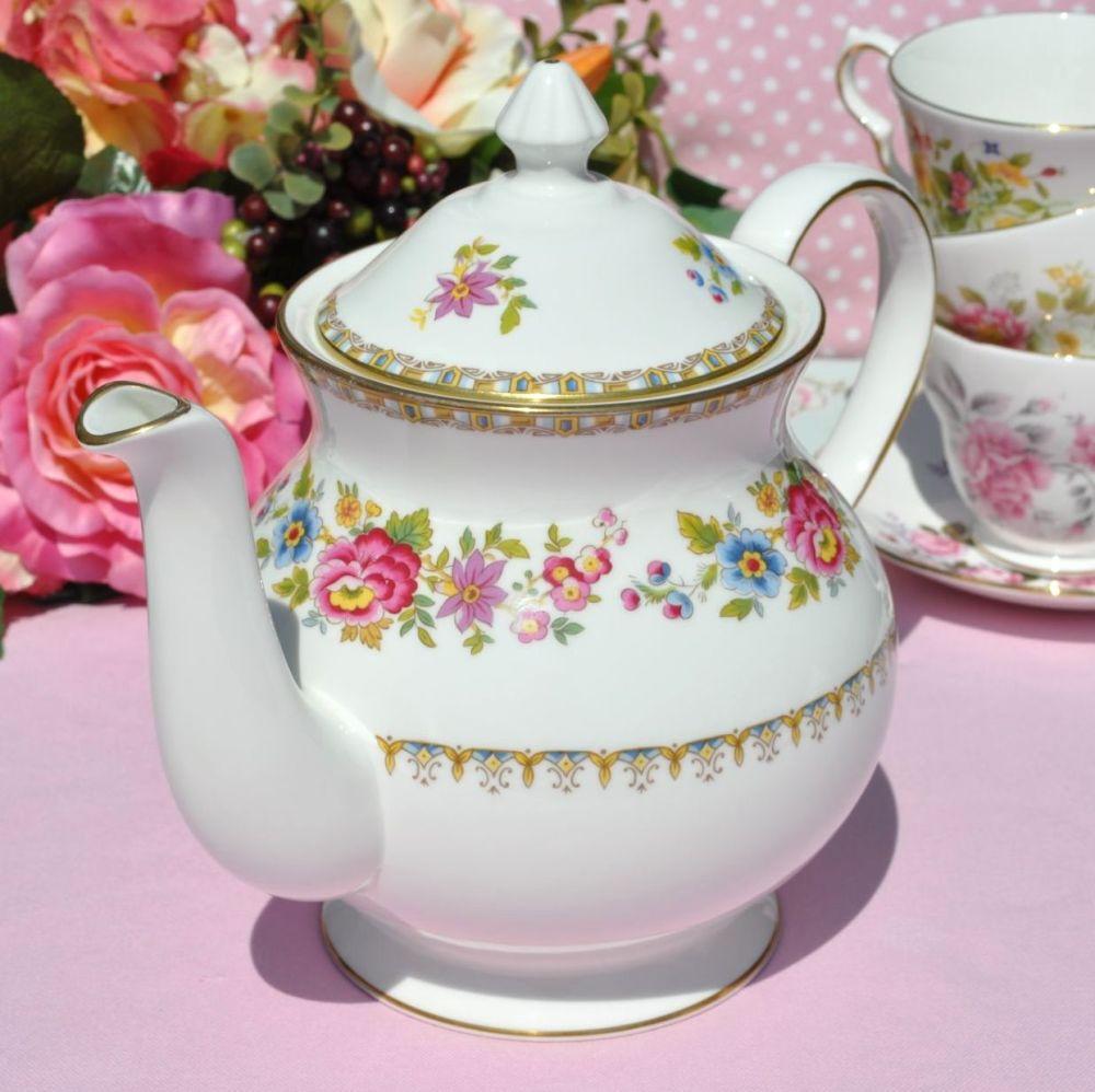 Royal Grafton Malvern Large Floral Teapot