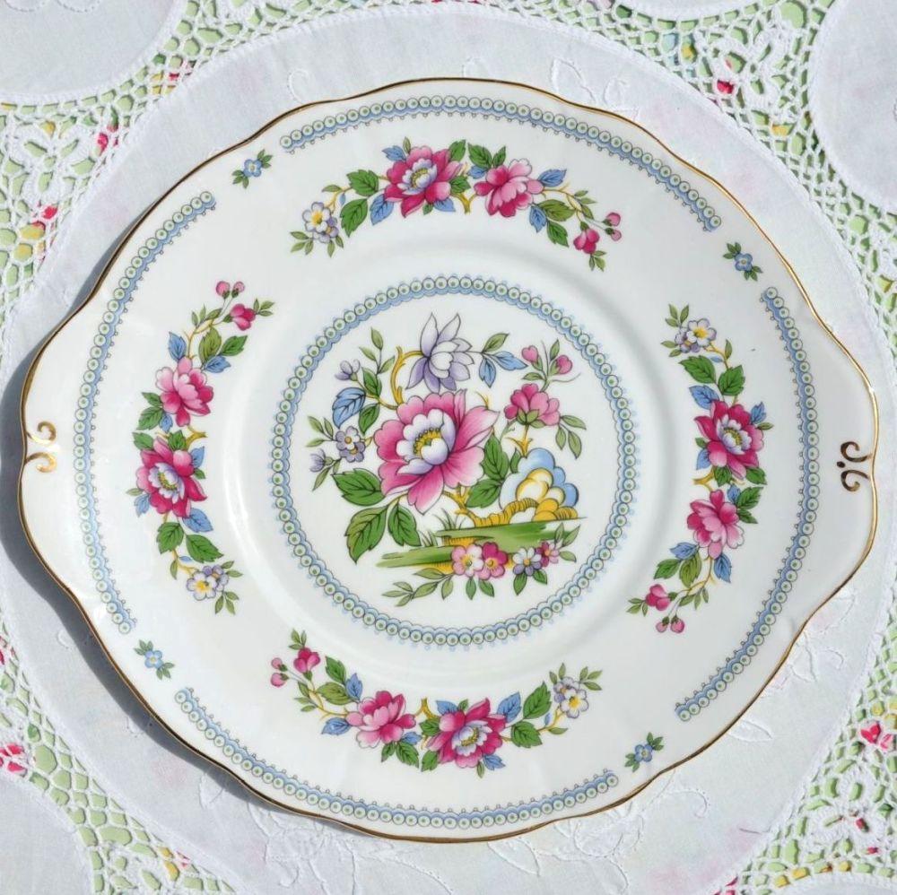 Duchess Nanking Cake Plate