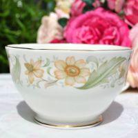 Duchess Greensleeves Vintage China Sugar Bowl