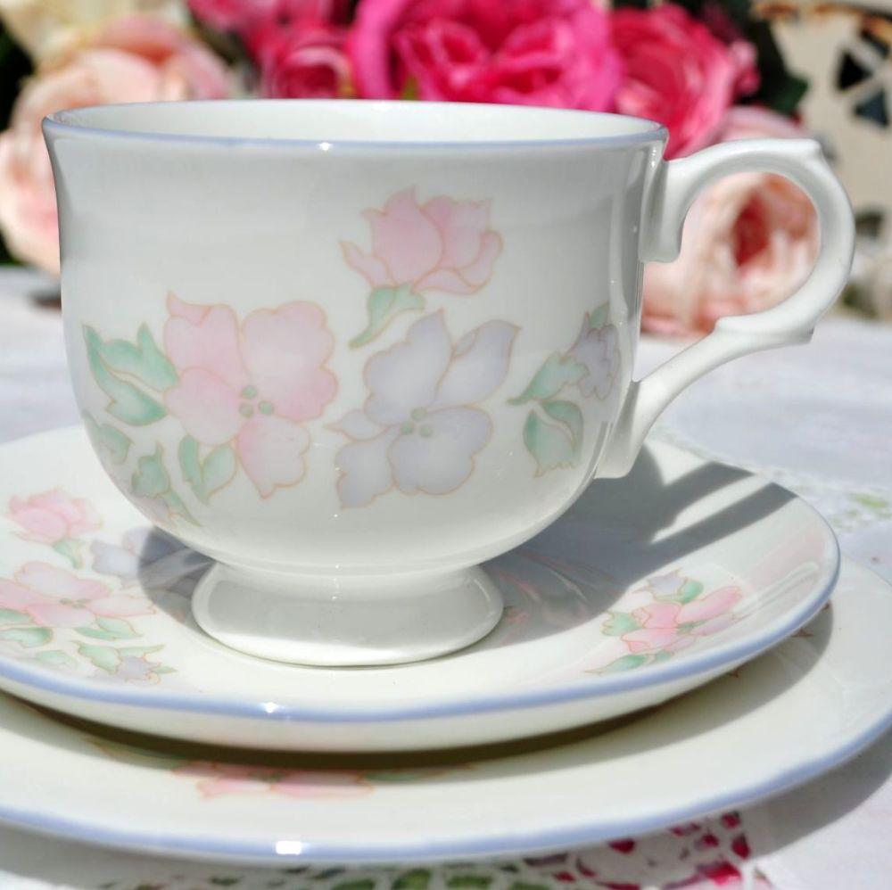 Sadler Romance Vintage Teacup Trio