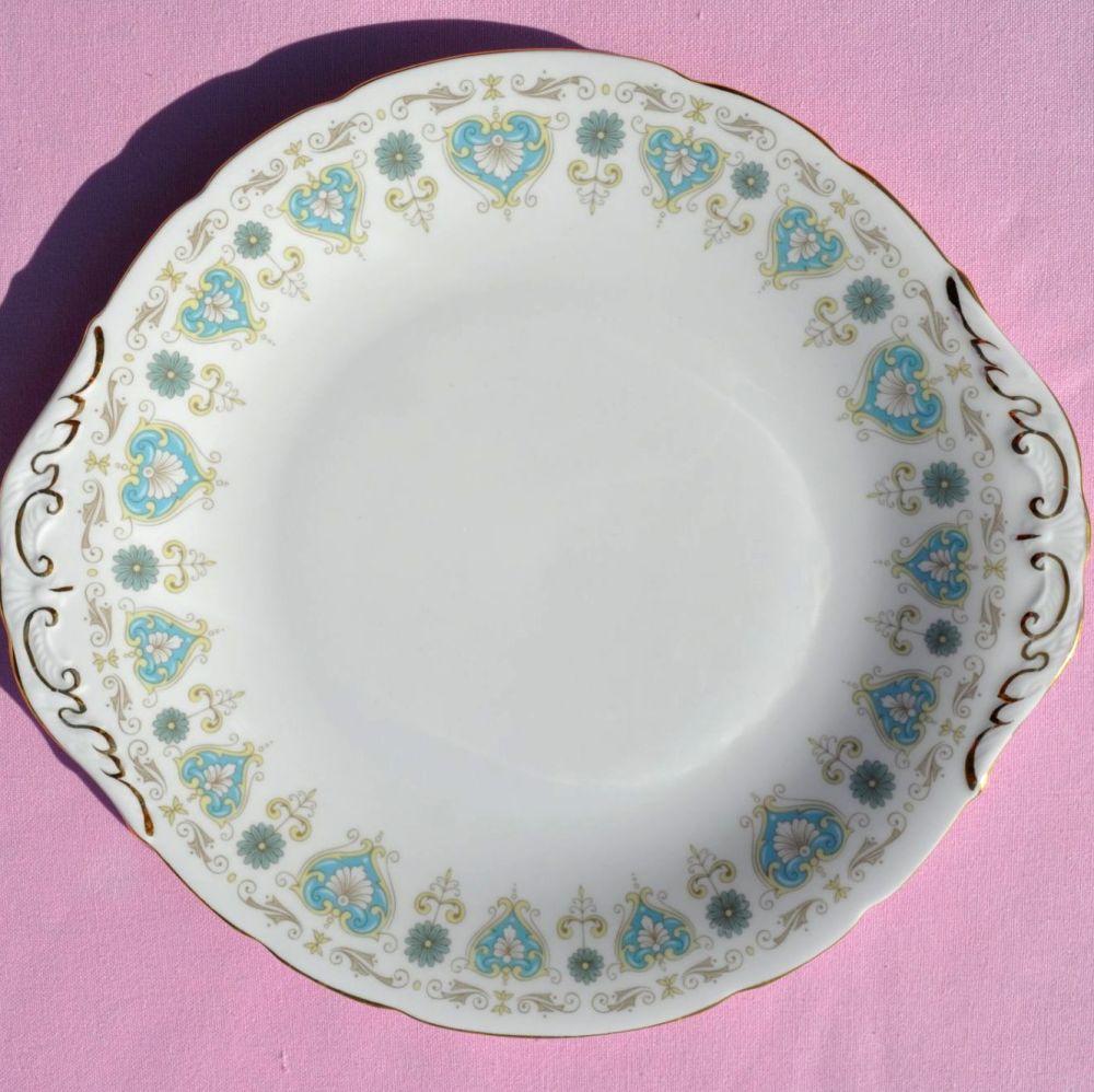 Paragon Lorraine vintage cake plate