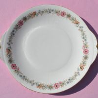 Paragon Belinda China Cake Plate c.1960s