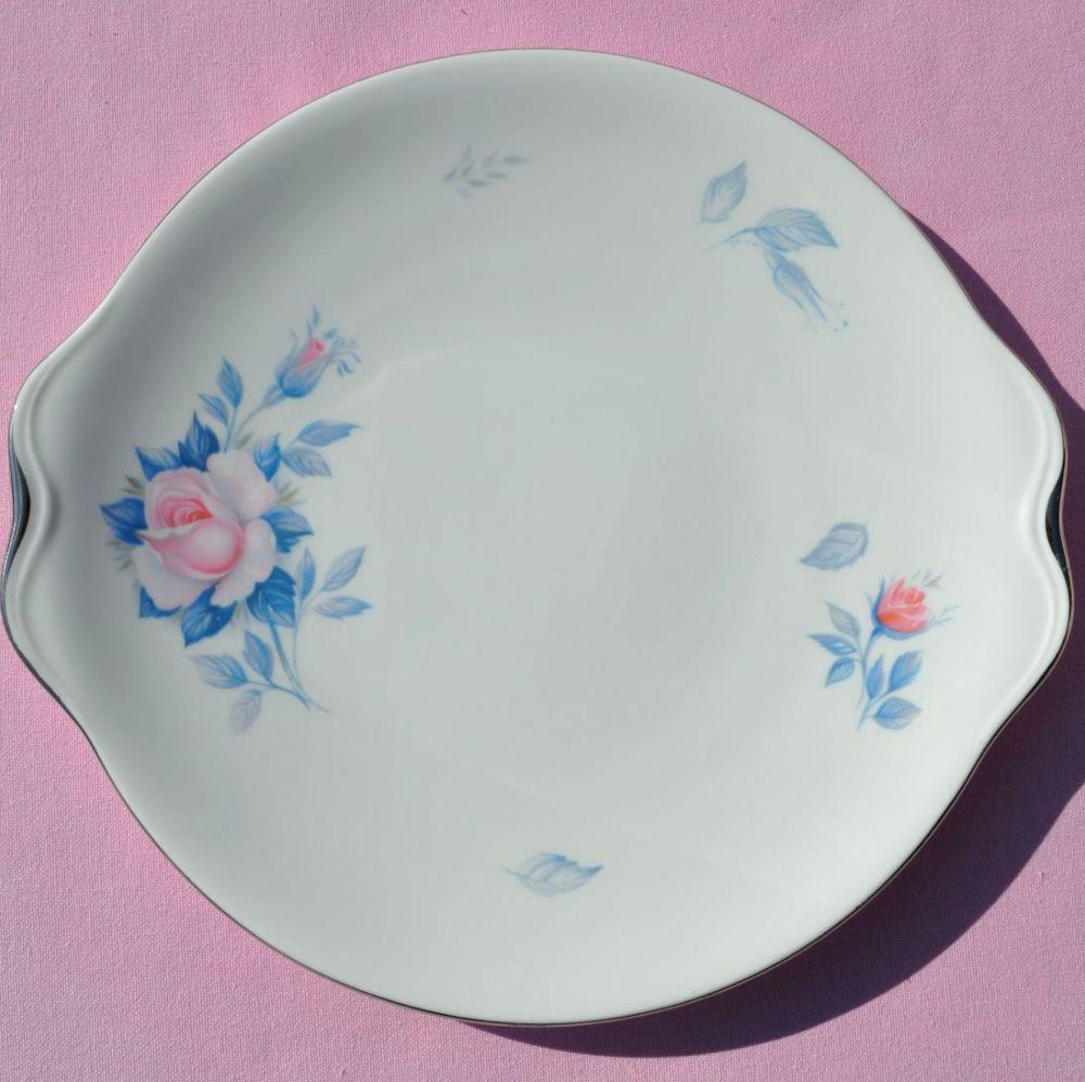 Royal Albert Sorrento 1950s China Cake Plate