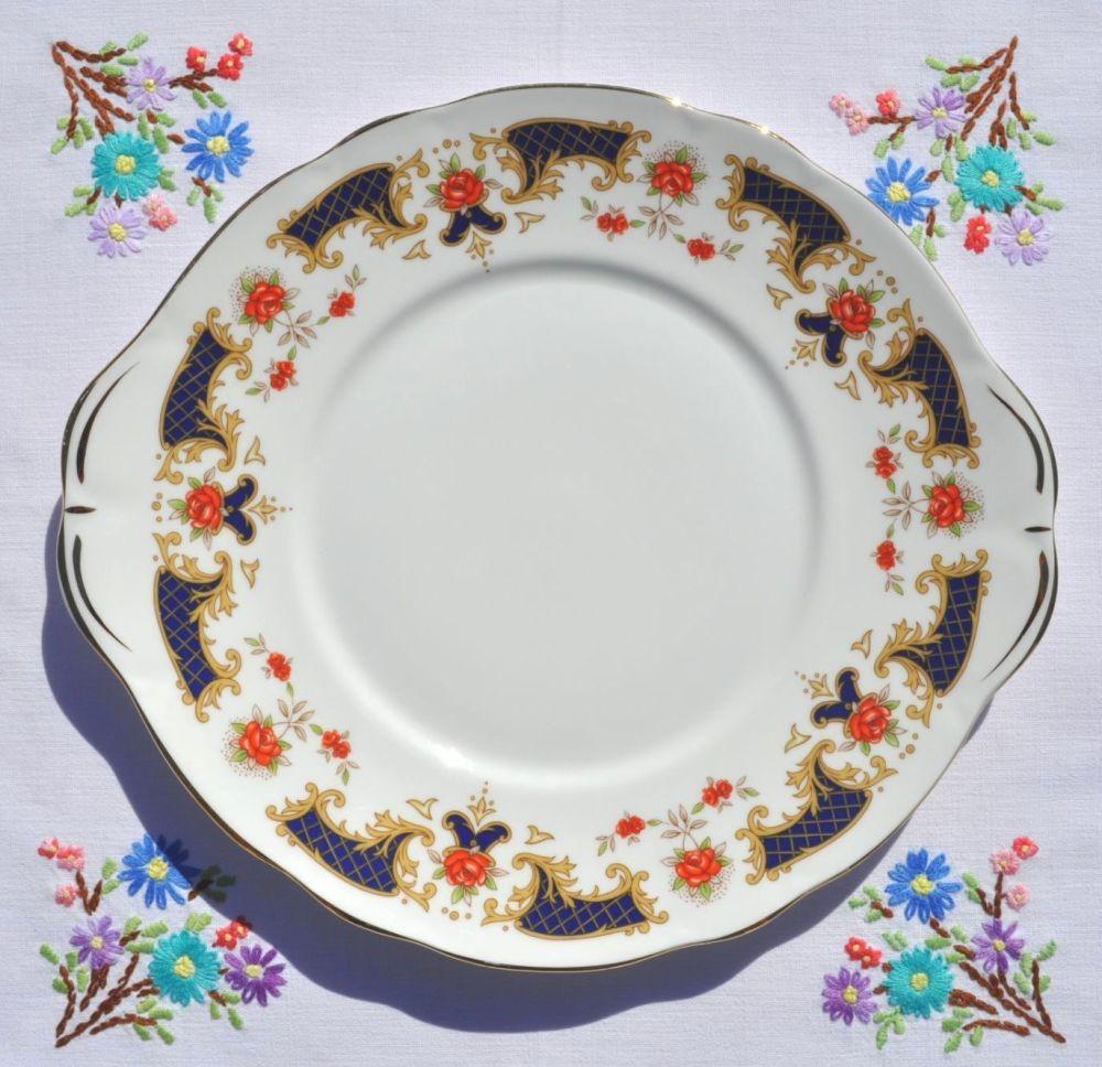 Duchess Westminster Cake Plate c.1950s
