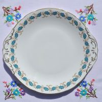 Paragon Affection Cake Plate c.1950s