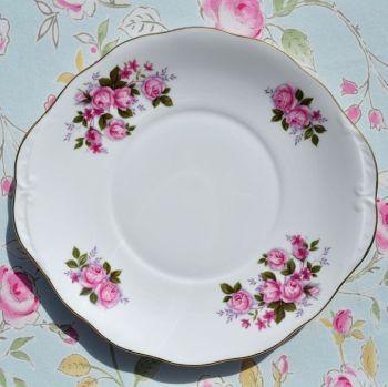 Queen Anne Samantha Cake Plate c.1960s