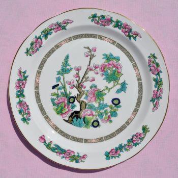 Regency Indian Tree Vintage Bone China 25cm Plate