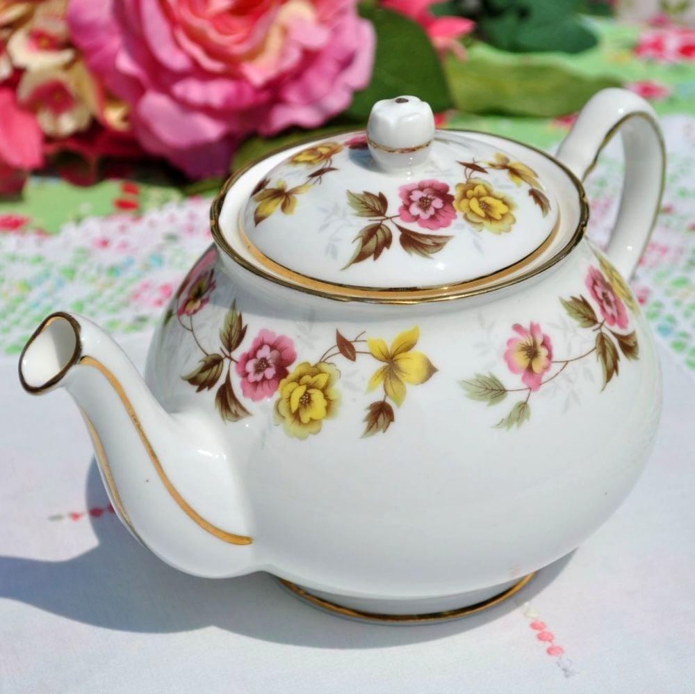 Duchess Romance Bone China Vintage One Pint Teapot
