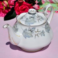 Royal Albert Silver Maple 2 Pint Teapot c.1960s