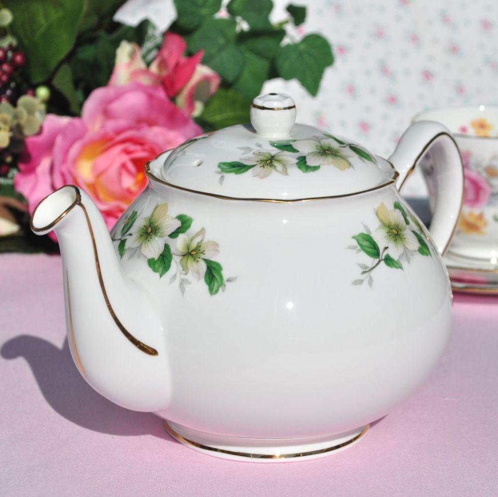 Duchess China Girl vintage teapot