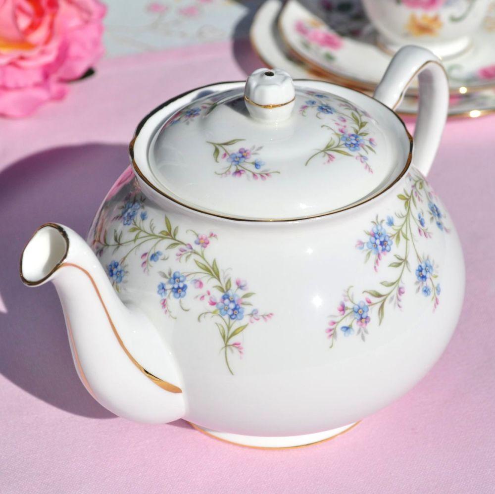 Duchess Tranquility Vintage Bone China Teapot 1.5 Pints