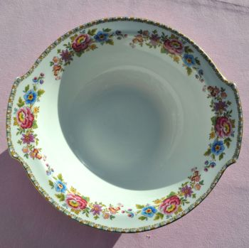 Royal Grafton Malvern Vintage Floral Vegetable Serving Dish