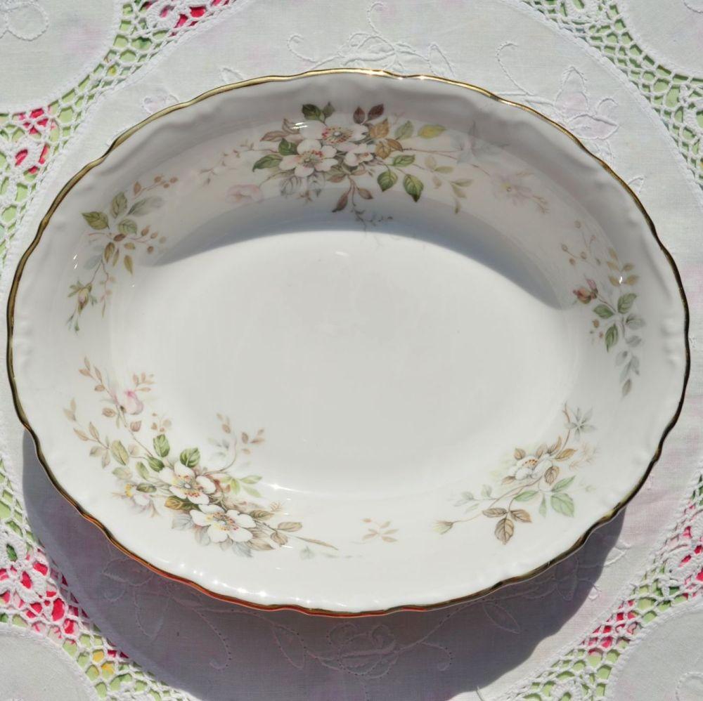 Royal Albert Haworth Oval Serving Dish