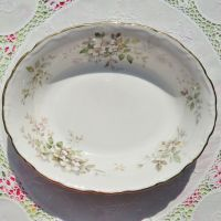 Royal Albert Haworth Oval Serving Dish