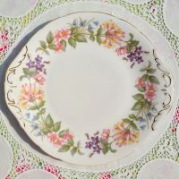 Paragon Country Lane Cake Plate c.1957+