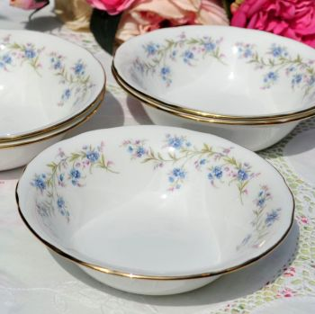 Duchess Tranquillity Dessert Dishes Set