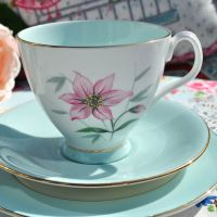 Royal Albert Elfin Vintage Teacup Trio c.1950s