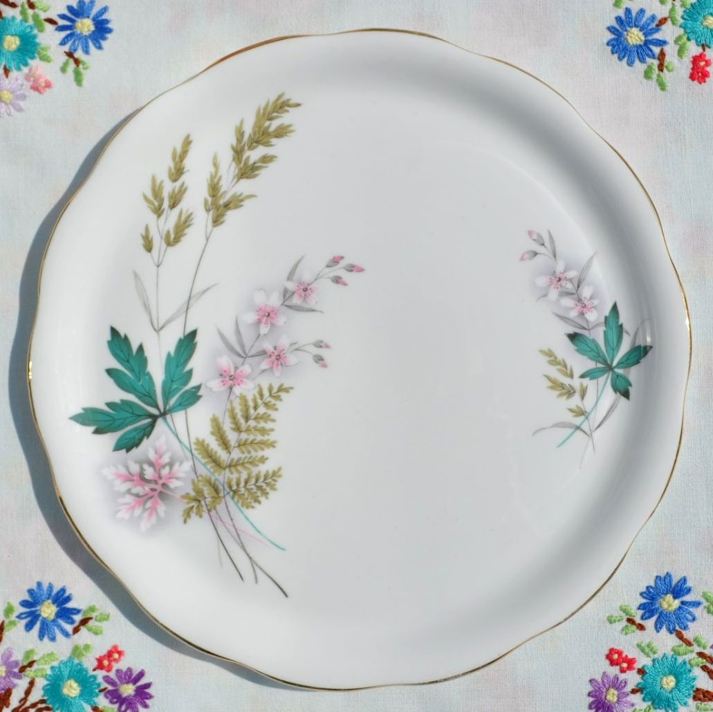 Queen Anne Louise Cake Plate