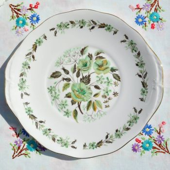 Colclough Sedgley China Cake Plate c.1960s