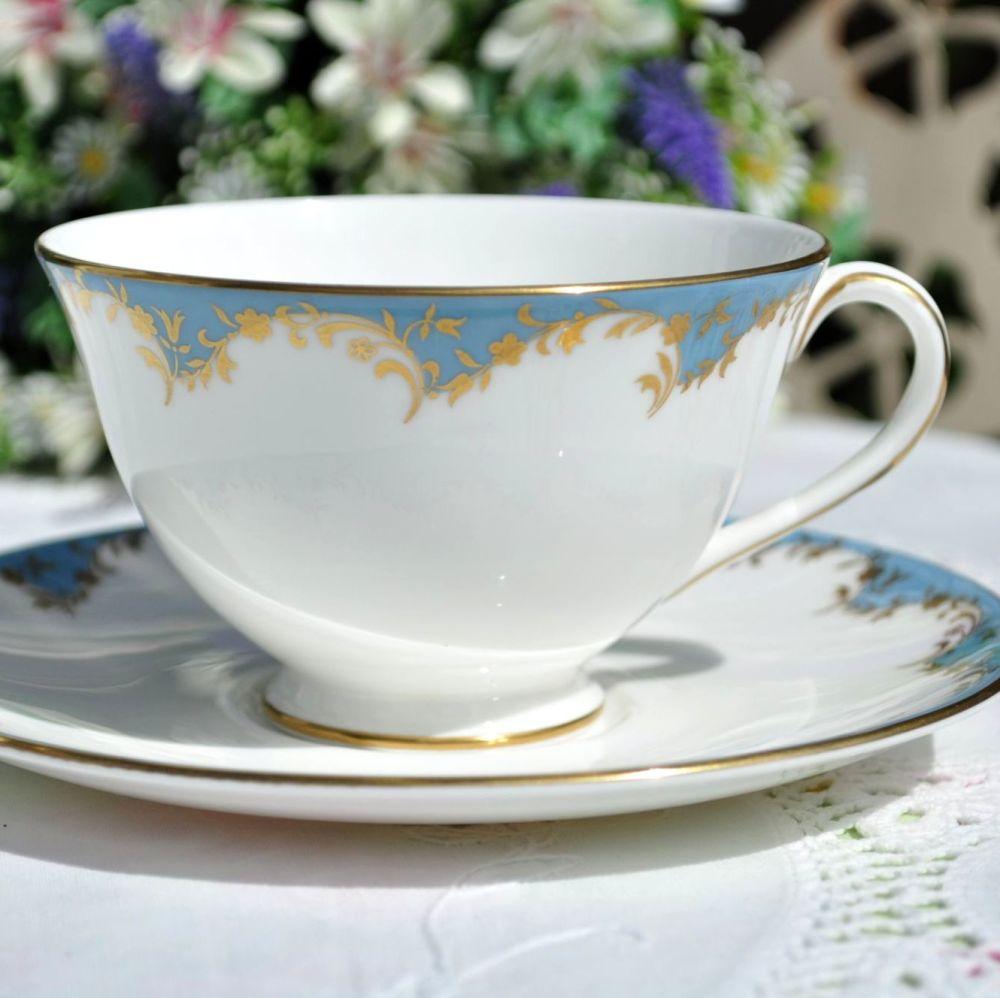 Royal Doulton Marlborough Teacup and Saucer