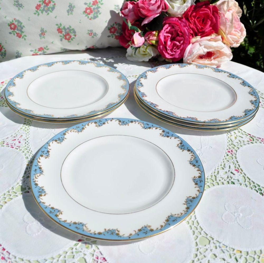 Royal Doulton Marlborough Plates Set
