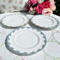 Royal Doulton Marlborough 20cm Plates Set