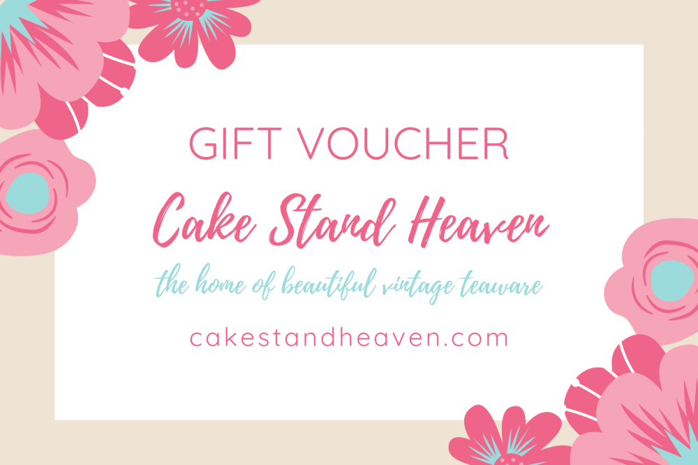 Gift vouchers from £5