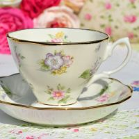 Royal Albert Spring Meadow Teacup and Saucer