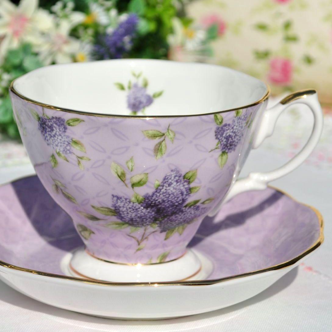Royal Albert Harlington Lane Teacup and Saucer