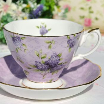 Royal Albert Harlington Lane Teacup and Saucer