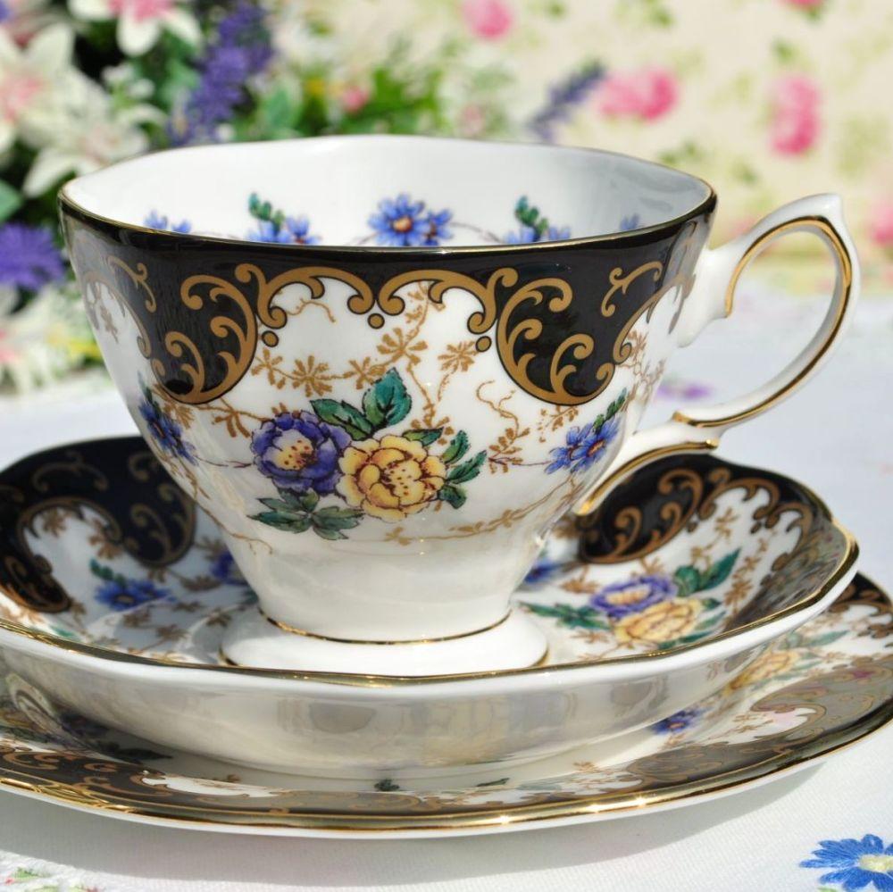 Royal Albert Duchess Teacup Trio
