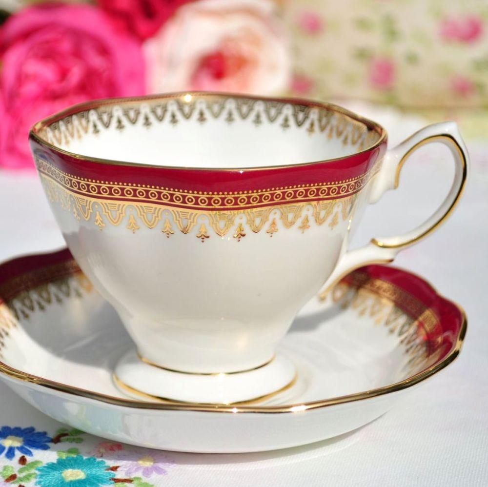 Royal Albert Holyrood Teacup and Saucer
