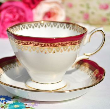 Royal Albert Holyrood Teacup and Saucer