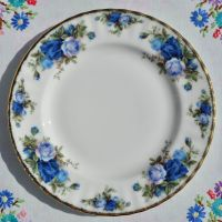 Royal Albert Moonlight Rose 20cm Plate