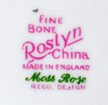 ROSLYN CHINA