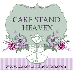 cakes stand heaven