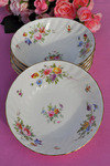 Minton 'Marlow' Vintage Bone China Fruit Dishes x 6