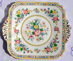Foley Vintage China 'Ming Rose' Cake or Bread and Butter Plate
