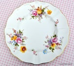 "Royal Crown Derby 'Derby Posies' New China 10.5"" Dinner Plate"
