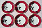 Royal Doulton 'Desire' New Bone China 20cm Plates x 6