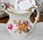 Royal Crown Derby Posies Creamer / Milk Jug c.1976