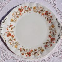 Paragon Seville China Cake Plate c.1957+