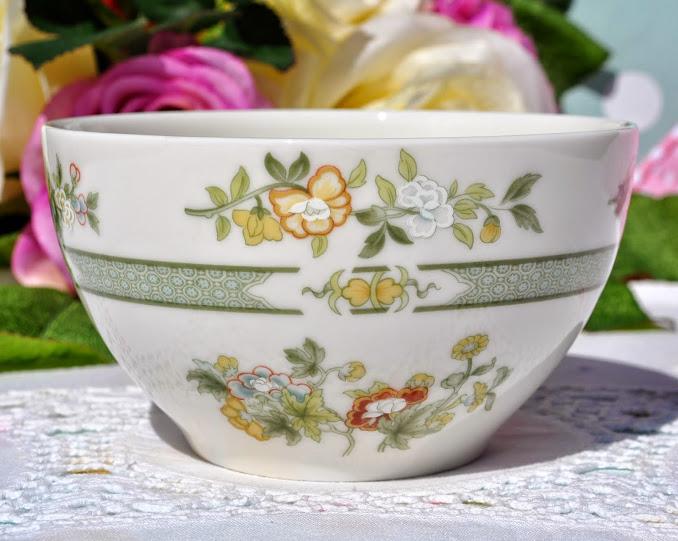 Royal Doulton Tonkin T.C. 1107 Pattern Sugar Bowl