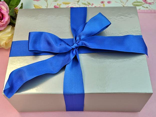 trio silver giftbox
