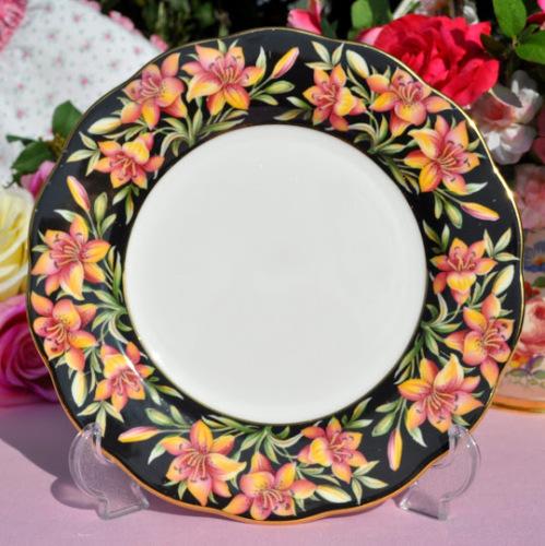 Royal Albert Provincial Flowers Prairie Lily 20.5cm Plate