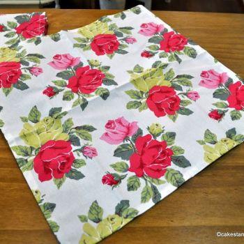 Vintage Roses 100% Cotton Cath Kidston Napkins x 4
