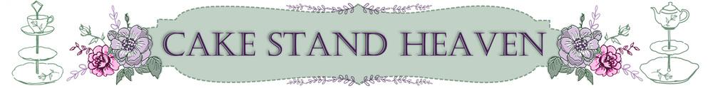 cakestandheaven.com, site logo.
